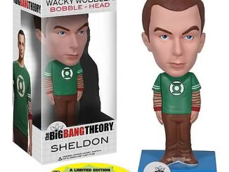 The Big Bang Theory Sheldon Cooper Bobble Head