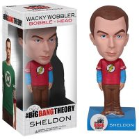 The Big Bang Theory Sheldon Bobblehead