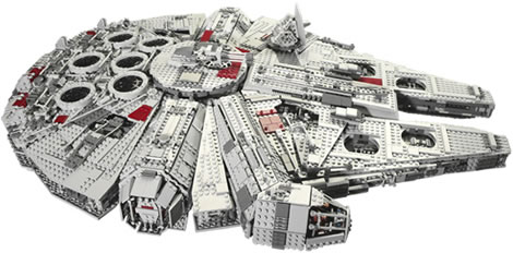 Millennium Falcon Ultimate Collector