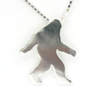 Bigfoot Pendant