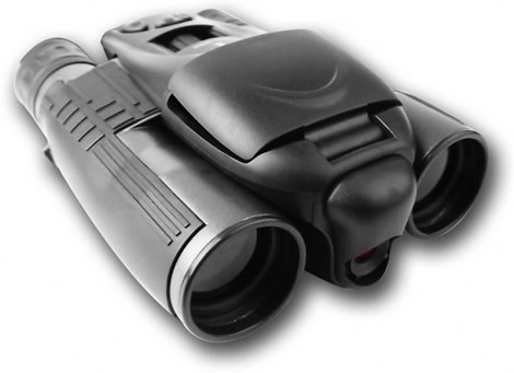 Binoculars with 2 Megapixel Camera