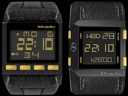Black Dice Limited Edition Watches