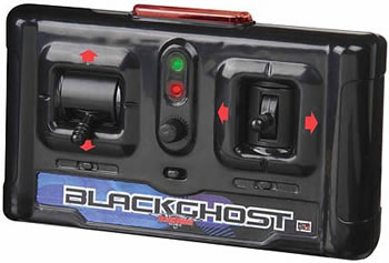 Black Ghost RC Remote