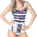 Blackmilk R2-D2 Swimsuit