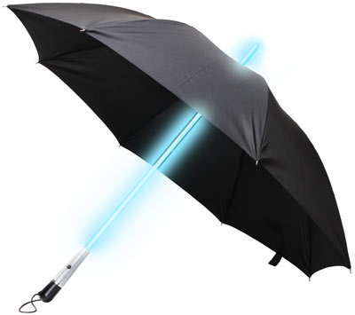 blade runner led umbrella