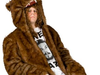 Blake's Workaholics Bear Coat