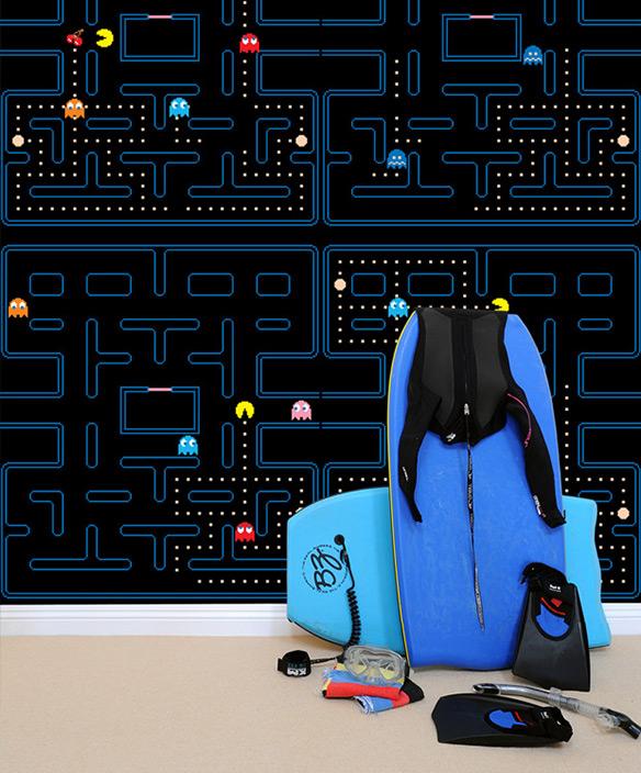 Blik Pacman Arcade Wall Stickers