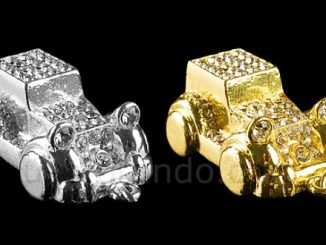 Bling-Bling Car USB Drives