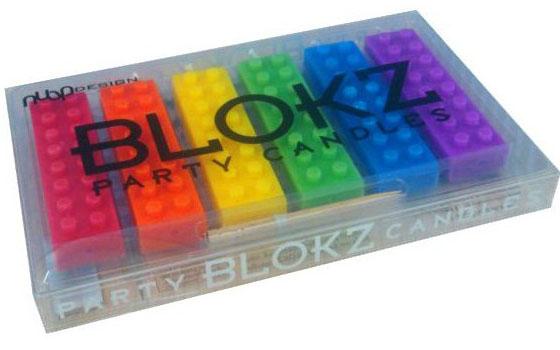 blokz candles packaging