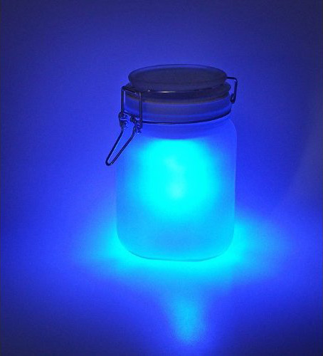 Blue Moon Jar