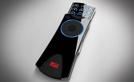 Darklite DVD Remote