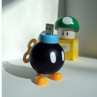 4GB Nintendo Bob-Omb USB Flash Drive