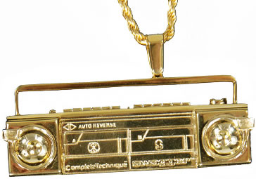 Boombox Gold