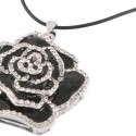 Black Rose USB Drive