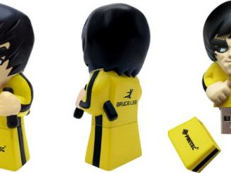 Bruce Lee USB Flash Drive