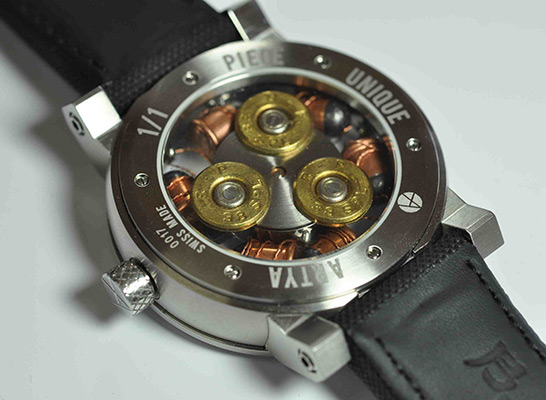Son of a Gun Bullet Watch
