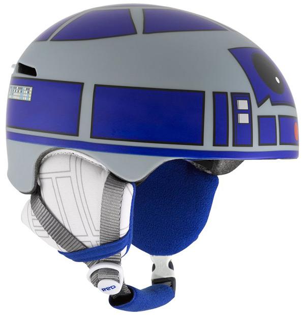 Burton RED Avid Grom R2-D2 Helmet