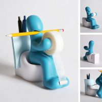 Butt Station Office Desk Organizer