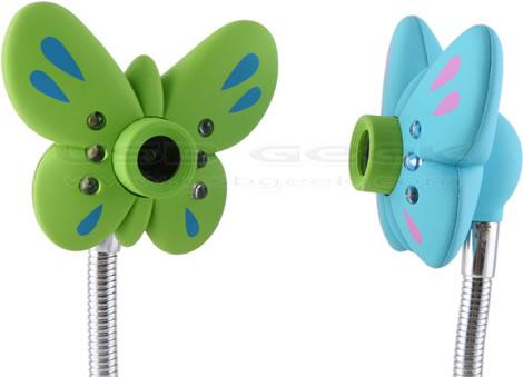 Butterfly Webcam