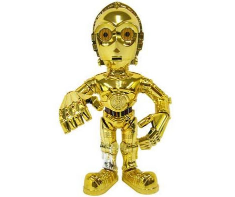 C-3PO Vinyl Collectible Doll