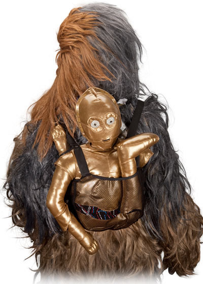C-3PO backpack