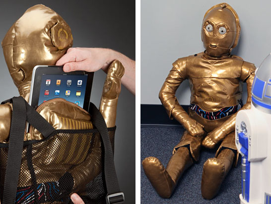 C3PO backpack