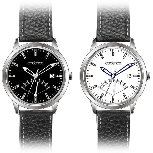 Cadence 4-Bit Retrograde Watches