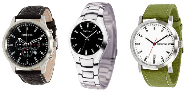Cadence 4-Bit Watches