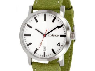 Cadence Ecomatic 4:20 Watch