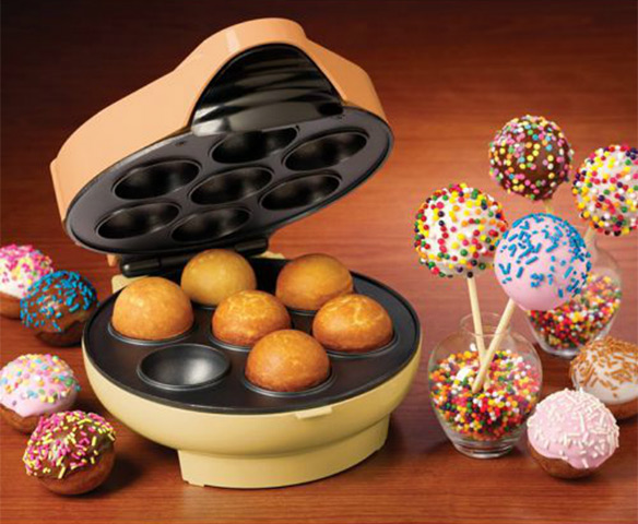 Cake Pop and Donut Hole Maker