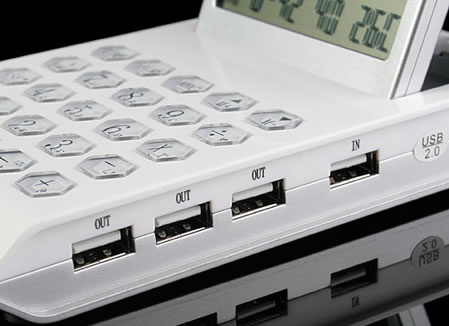 USB Hub Calculator