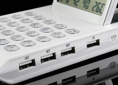 USB Hub Calculator