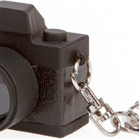 Retro Camera LED Flashlight