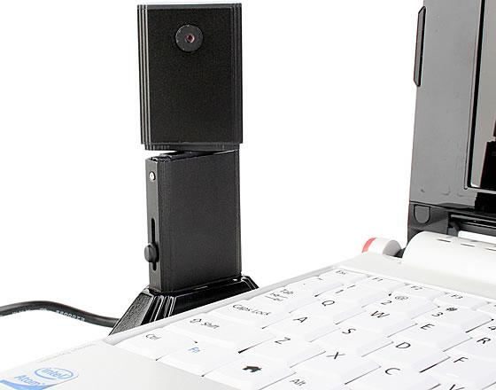 Webcam USB Flash Drive Combo