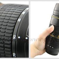 Nikon Camera Lens Coffee Cup