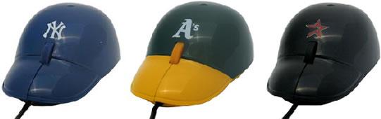 MLB Baseball Cap USB Mouse
