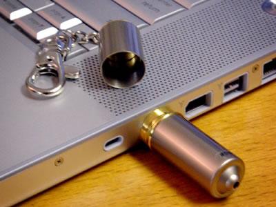 Capsule USB Memory Key