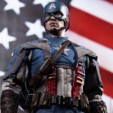 Captain America First Avenger Sixth Scale Figure