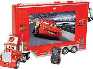 Pixar Cars LCD/DVD