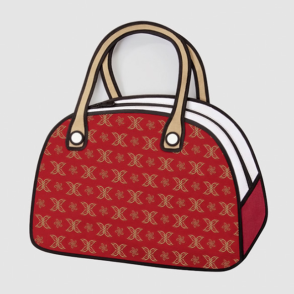 Cartoon Handbag Bowling Bag