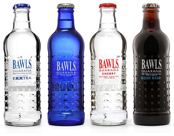 Case O Bawls Energy Drinks