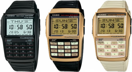 Casio Databank Watches
