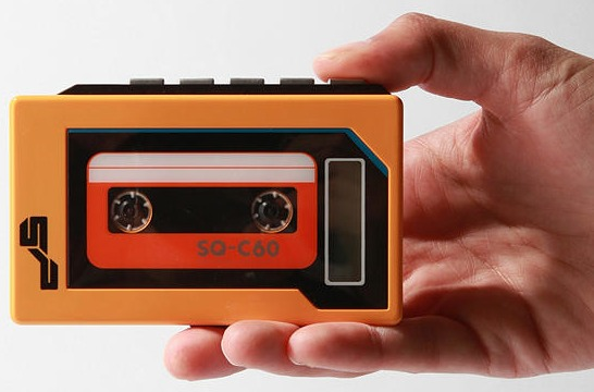 Cassette MP3 Player