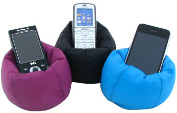 Cell Phone Bean Bag