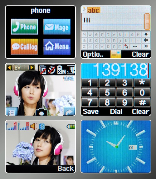 Cell Phone Watch Functions