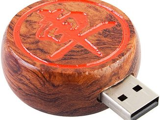 Chinese Chess USB Flash Drive