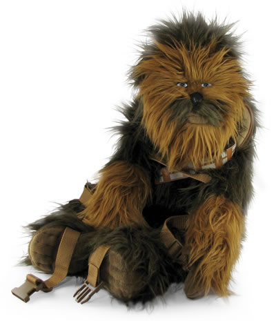 Chewbacca Backpack