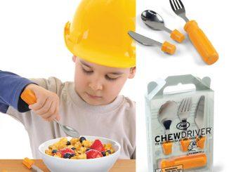 Chewdriver Eating Utensils