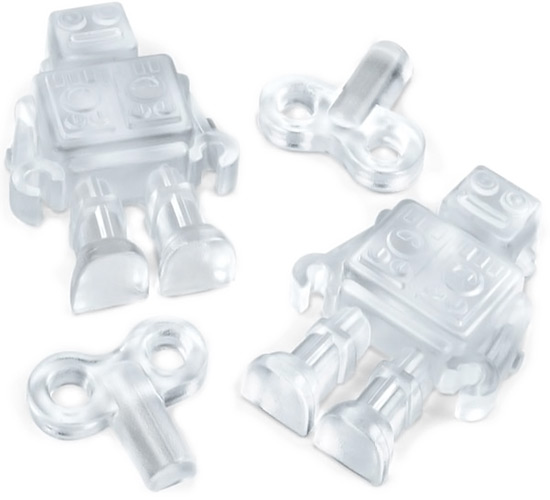 Chillbots Robot Ice Cubes
