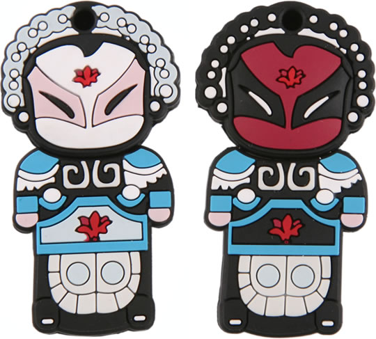 Chinese Opera USB Flash Drives